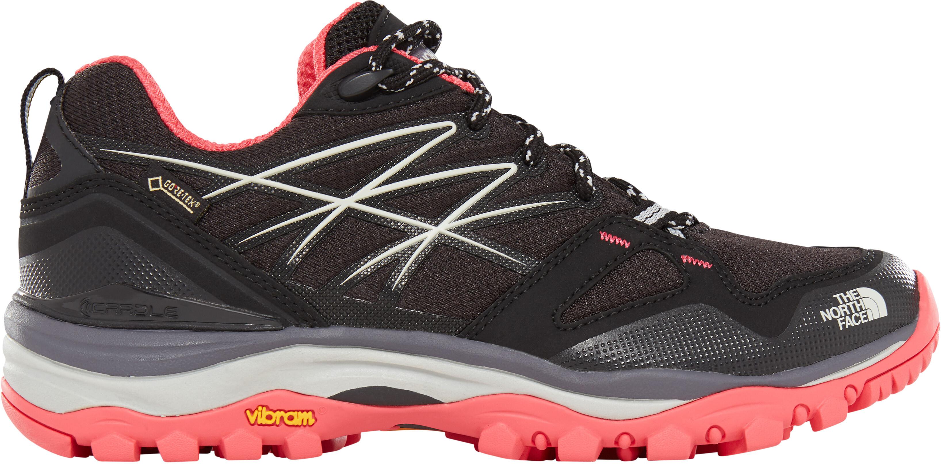 fe31b1d4 The North Face Hedgehog Fastpack GTX Calzado Mujer, tnf black/atomic pink